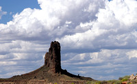 Blackrock, near Mexican Hat